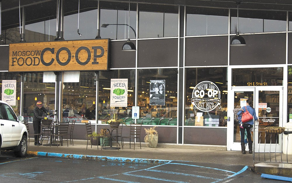 The Moscow Food Co-op - TARYN PHANEUF