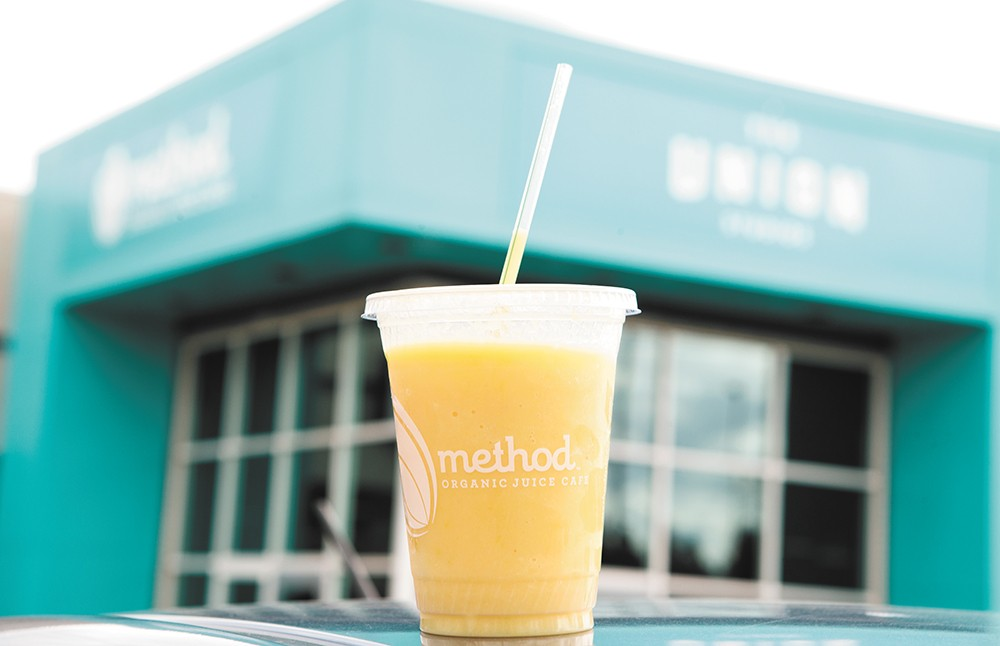 Method Juice Cafe is now open on North Division. - KRISTEN BLACK