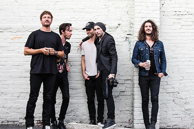 Third Eye Blind headlines Wednesday at The Knitting Factory