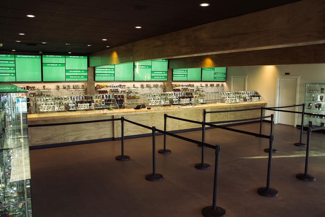The new Cannabis and Glass location is having a 4/20 sale, along with most other recreational outlets.