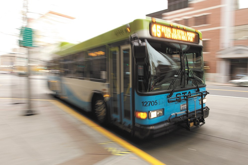 The Spokane City Council might look to fund the Central City Line on its own.