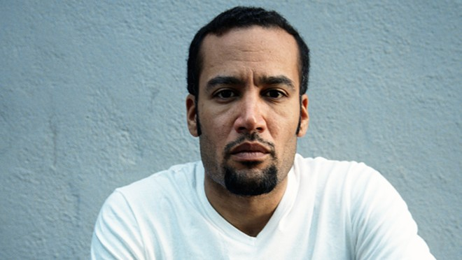 Ben Harper plays the final dance show at Festival at Sandpoint.