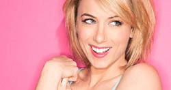 Iliza Shlesinger headlines Spokane Comedy Club this week.