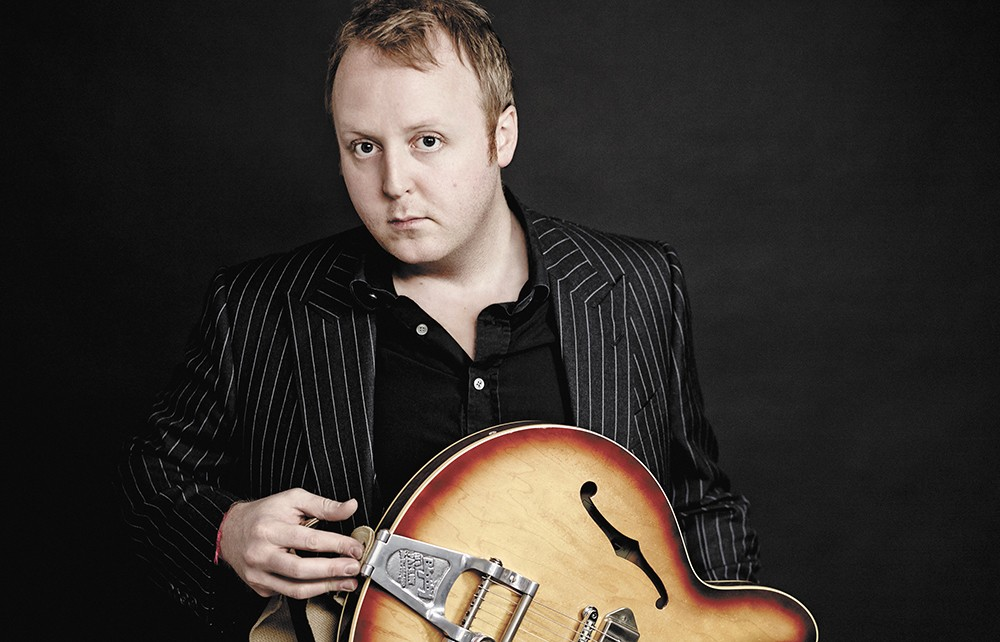 James McCartney is much more than a last name. - MARY MCCARTNEY PHOTO