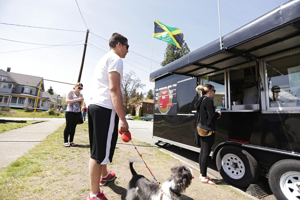 Coeur d'Alene is mulling new rules for food trucks.