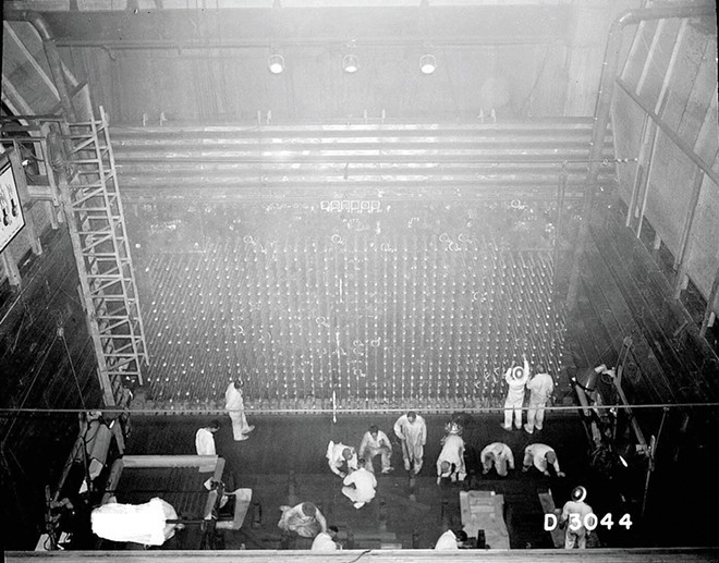 Hanford's B reactor