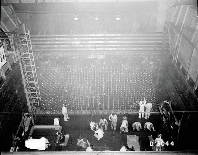 Hanford's B reactor