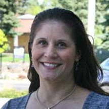 Heather Lowe, outgoing human resources director