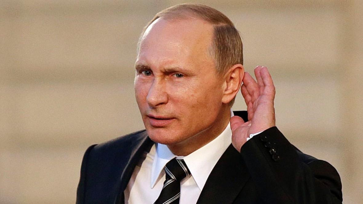 Clinton thinks The Donald has a strange affection for the world's dictators like Vladimir Putin.