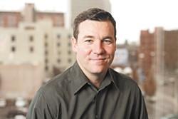Matt Thompson is a pediatrician at Spokane's Kids Clinic