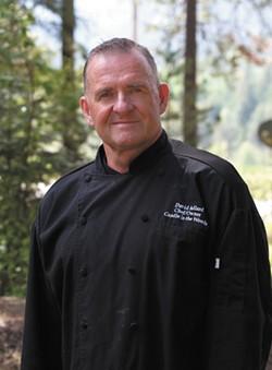 Chef Dave Adlard - ANNIE KUSTER