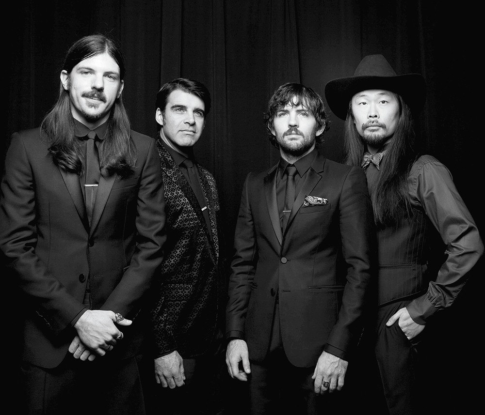 The Avett Brothers play NorthernQuest Resort & Casino on July 19.