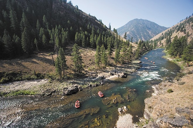 Get into paddling with some lessons from the Spokane parks department, starting Friday.