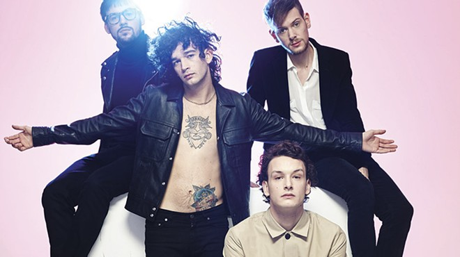 The 1975 play Spokane on Saturday, Oct. 22