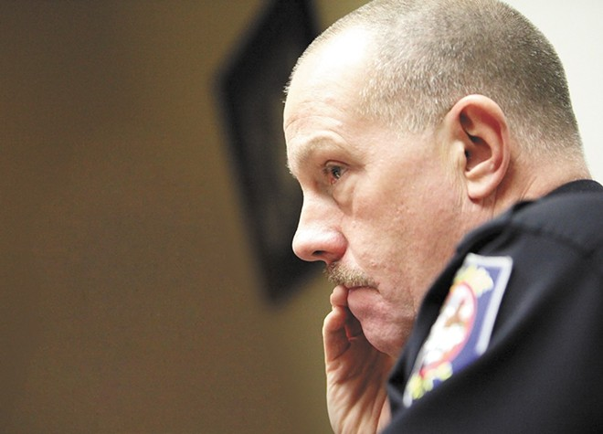 Time after time, Cappel's report reveals, police department employees raised concerns about former Spokane police Chief Frank Straub.