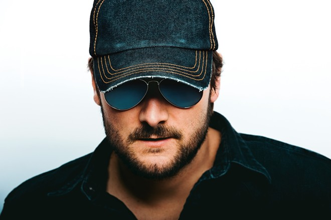 Eric Church brings the cool to this weekend's Watershed Music Festival.