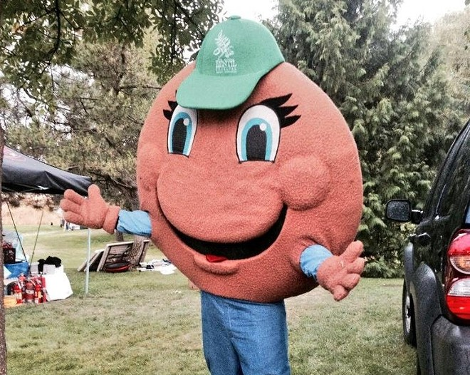 Lentil or M&M? Head to the Palouse on Friday to find out.