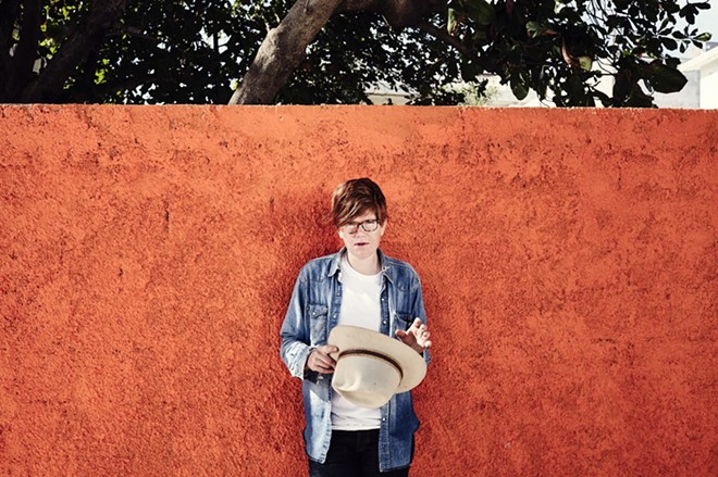 Brett Dennen brings his folky acoustic style to Spokane come September.