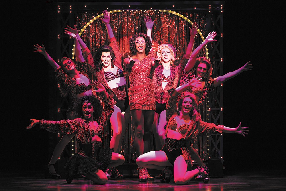 Kinky Boots runs Feb. 28-March 4, 2017. - MATHEW MURPHY