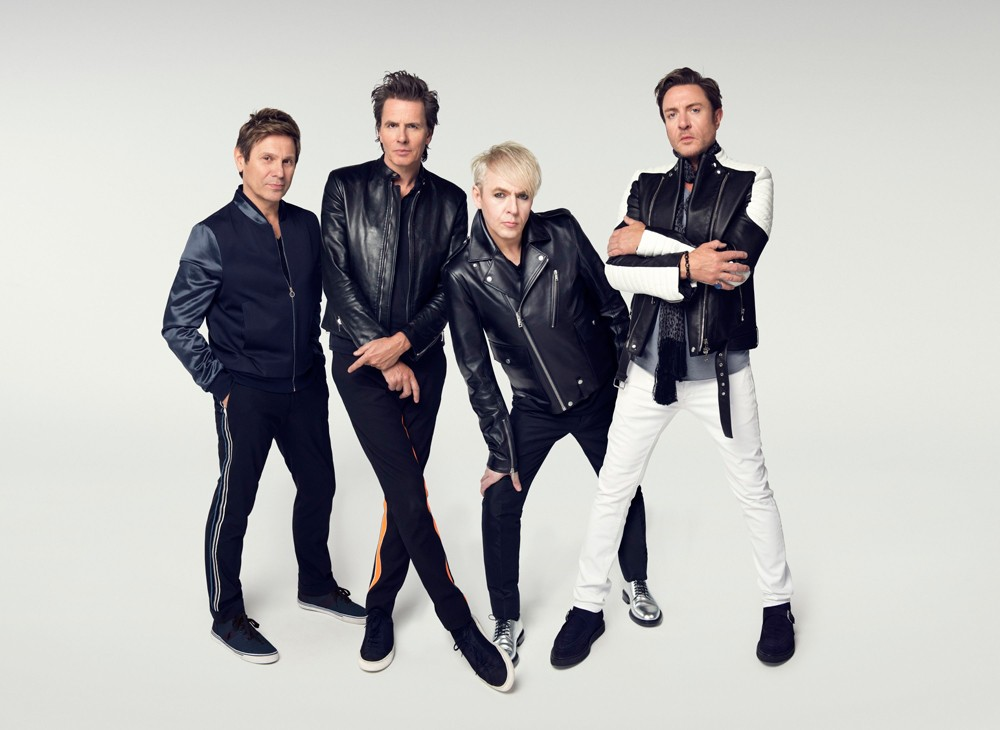 Thanks to a new record released last year, Duran Duran is seeing a career resurgence. - STEPHANIE PISTEL