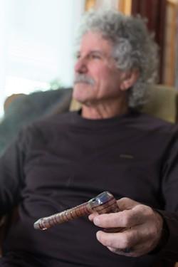 The Drug Policy Alliance created stock photos of older people enjoying marijuana. - DRUG POLICY ALLIANCE