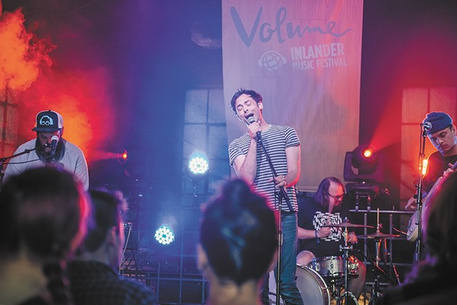Nat Park and the Tunnels of Love are part of a stellar bill at The Observatory Saturday, headlined by Bad Motivators.