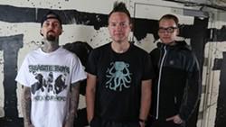 Blink-182's new lineup now includes Alkaline Trio guitarist/vocalist Matt Skiba.