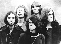 Prog-rockers Yes, in one of their many iterations.