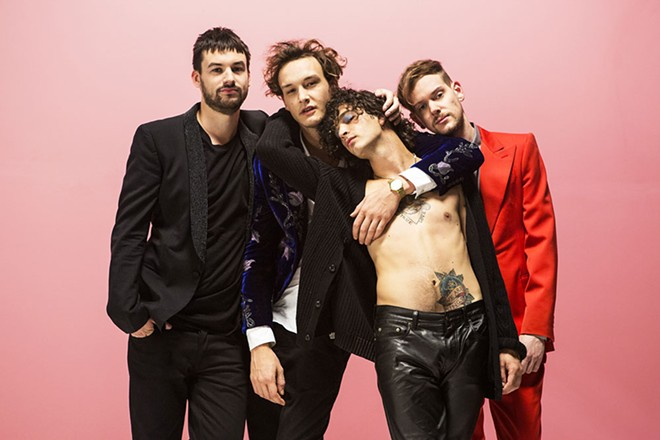 The 1975's first Spokane show ever already sold out weeks ago.