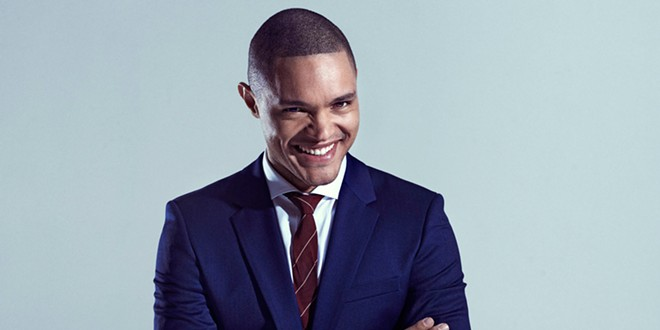 Daily Show host Trevor Noah drops by Pullman on Friday for a standup show.