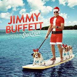 Yes, the cover for Buffett's latest Christmas album.