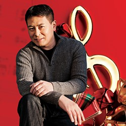 Morihiko Nakahara conducts the Symphony's Holiday Pops concert Dec. 17-18.