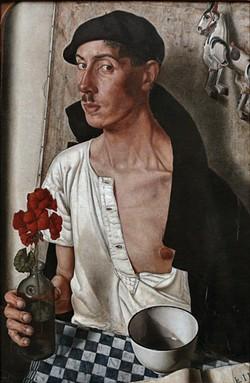 Dick Ket's self-portrait