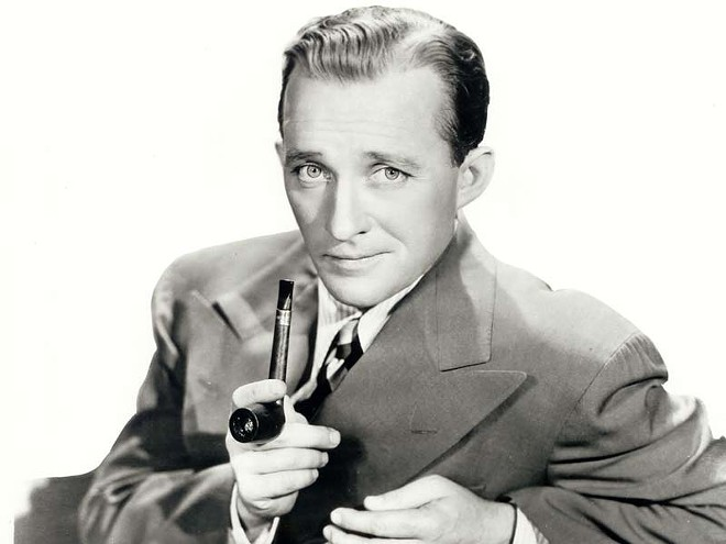 The Bing Crosby Film Festival happens Saturday at, you guessed it, The Bing.