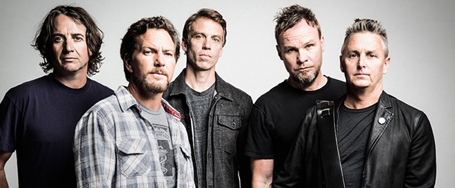 Pearl Jam will undoubtedly lead the epic induction ceremony closing jam in 2017.
