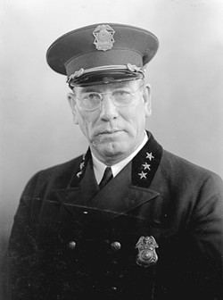 Chief Ira A. Martin