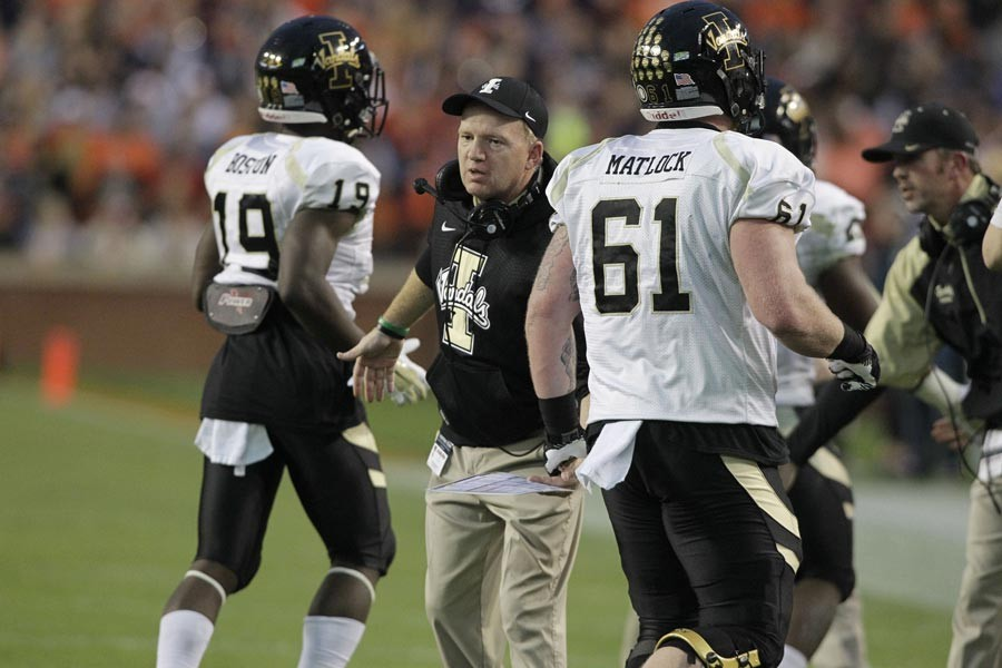 Paul Petrino led the Vandals to a bowl showdown against Colorado State.