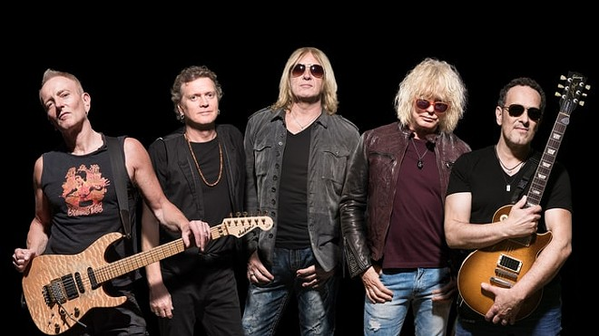 Image result for def leppard tesla and poison
