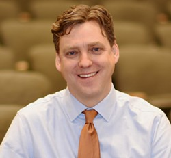 Wesley Jessup, the MAC's new executive director