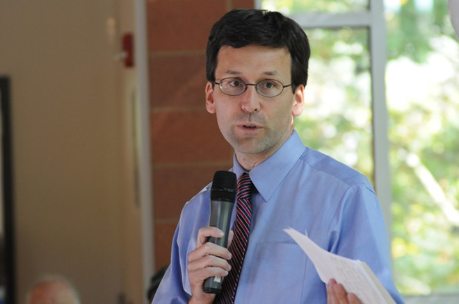 Washington Attorney General Bob Ferguson