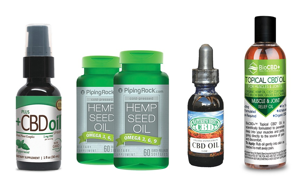 Some of the CBD oils currently on the market