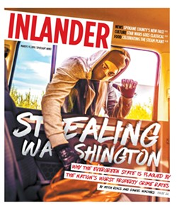 Our coverage last year on property crime focused on the low number of cops, high rates of drug addiction, and lack of supervision for property crime offenders.