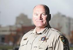 Spokane County Sheriff Ozzie Knezovich - YOUNG KWAK