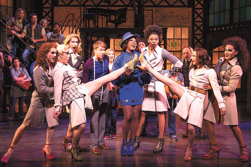 Kinky Boots comes to town Feb. 28-March 4.