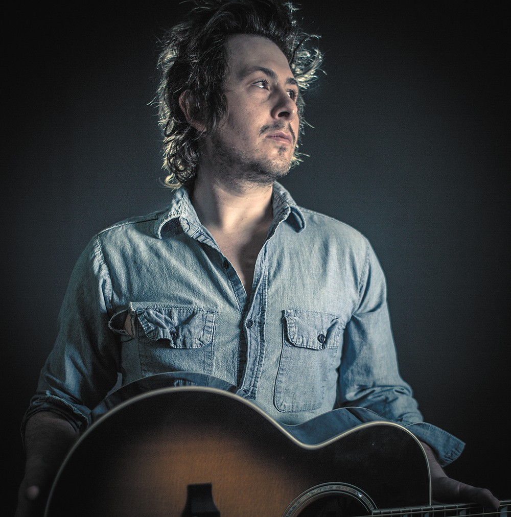 Marshall McLean's new album features a maturing artist with deep roots in Spokane.