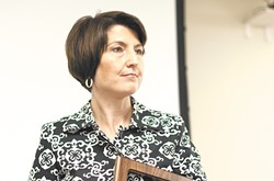 Cathy McMorris Rodgers - CHRISTIAN WILSON