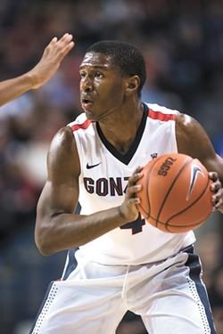 Jordan Mathews is one of the key transfers on this year's Gonzaga team. - AUSTIN ILG
