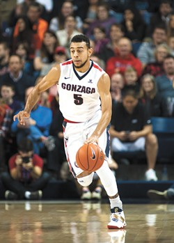 Nigel Williams-Goss is a college player of the year candidate. - AUSTIN ILG