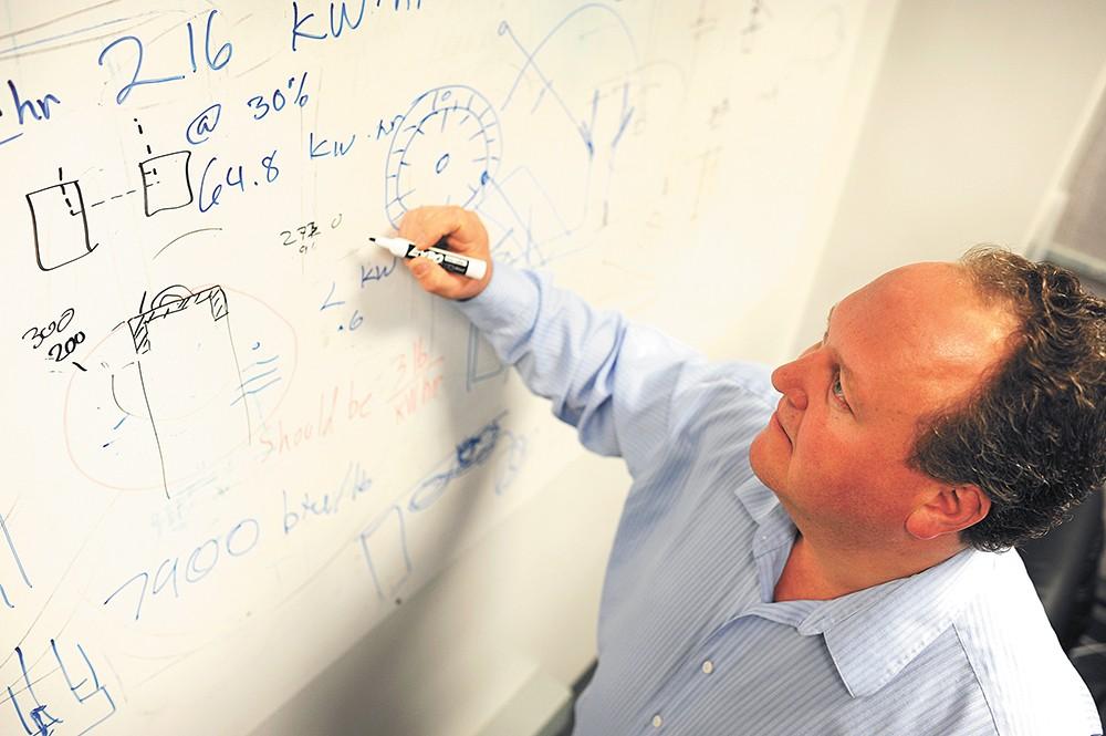 Phillip Appel, founder of Ag Energy Solutions. - CHRISTIAN WILSON