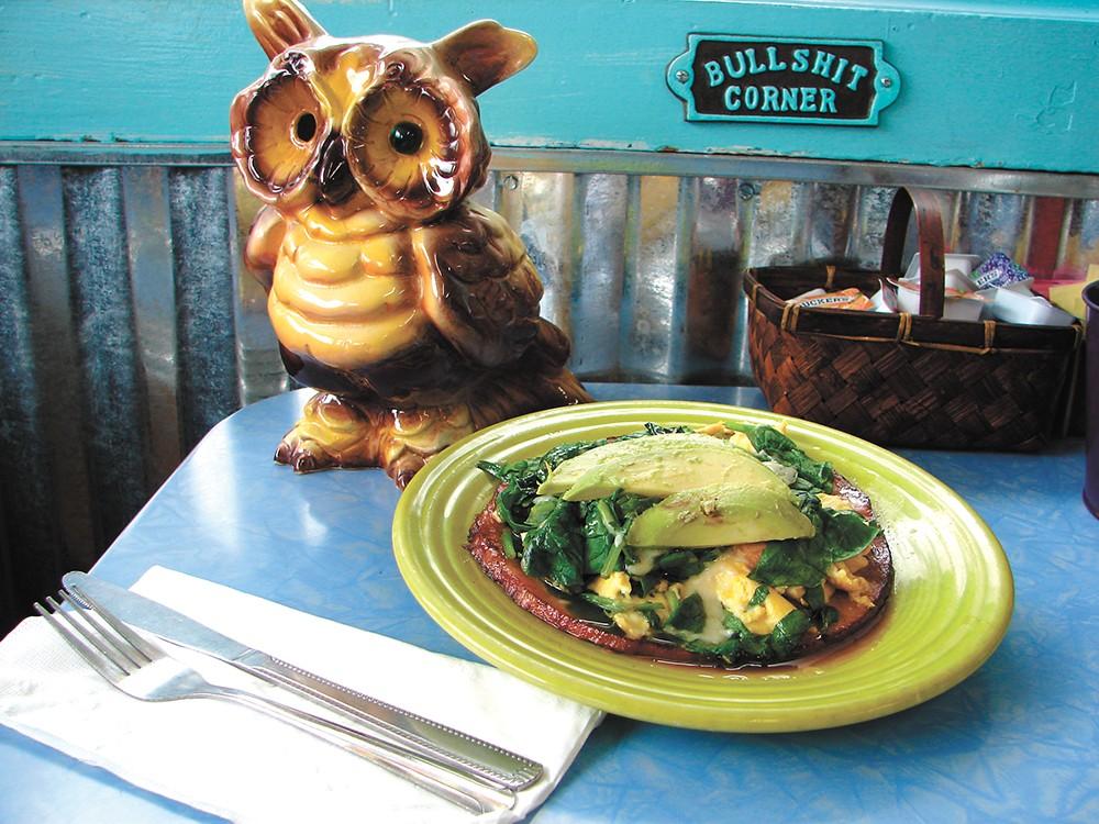 Hoot Owl Cafe - CARRIE SCOZZARO